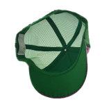 Изготовленный на заказ различный шлем водителя грузовика Snapback панелей цвета 5 с вышивкой