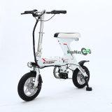 12インチのアルミ合金の電気折る自転車