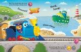 Libros de colorante de lujo de los niños con la laminación del Hardcover y de la película del lustre