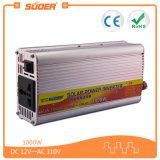 DC 12V фабрики 1000W Suoer к инвертору солнечной силы AC 110V
