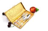 Utensílios de mesa 18/8 novos da salada do aço inoxidável do hotel elevado