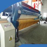 Presse automatique hydraulique de filtre à plaque 1250