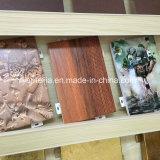 3mm starke Farben-überzogene feste Aluminiumplatten für Wand-Fassaden