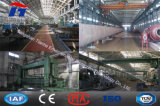 Tamburo essiccatore rotativo industriale elaborare minerale
