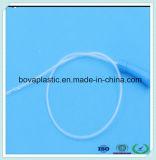 Plastique médical remplaçable de logo fait sur commande alimentant le cathéter médical