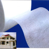 Couvre-tapis imperméable à l'eau renforcé de tissu de revêtement de mur d'E-Glace
