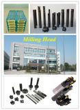 Bavures rotatoires de carbure de Cutoutil H1025m06 10*25 pour la pièce de machine de commande numérique par ordinateur