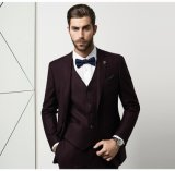 結婚式のための2016の競争の完全なカスタムテーラー人のスーツ