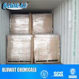Floculante de molecularidad elevada del polímero para el tratamiento de aguas y los molinos de papel