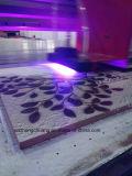 Impressora UV do offset de Digitas de matéria têxtil plástica acrílica cerâmica de couro da porta