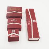 Rectángulo de regalo duro de la cartulina de la manera de lujo con el precio pasado (J11-E1)