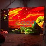 Pantalla de visualización de interior a todo color de LED de la alta calidad para la pared video 4m m del LED