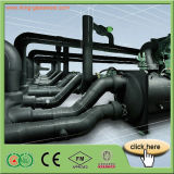 Pipes en caoutchouc de mousse d'isolation ignifuge de la Chine Isoflex