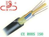 Câble fibre optique de GYFTY/câble d'ordinateur/câble de caractéristiques/câble de transmission/câble/connecteur sonores