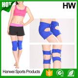A tela de estiramento do Spandex alivia a rótula do esporte dos sintomas da dor (HW-KS016)