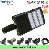 Luz de calle caliente de las ventas 80W 100W 120W 150W 200W 300W LED con 10 corchetes de la instalación de las clases