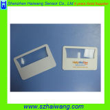 LED 빛 (HW-212)를 가진 신용 카드 돋보기 확대경