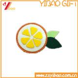 Die gestickte Frucht ändert kundenspezifisches Firmenzeichen (YB-HR-72)