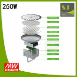 500W Torre grúa luz Proyector LED Spot 500 vatios pequeño haz