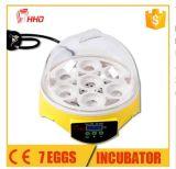 Pequeña incubadora del huevo usable para la familia (YZ9-7)