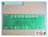 De dubbele Raad van PCB van het Prototype van de Laag met de Snelle Dienst van de Draai