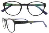 Vetri ottici Eyewear dei blocchi per grafici del metallo di modo su ordinazione rotondo del blocco per grafici