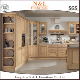 Maple Gloss Lacquer Kitchen Cabinet
