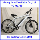 La potencia grande del escape de las alabanzas promueve las bicis eléctricas de la provincia de Guangdong