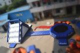 Niedriger Preis-Blau, das aufblasbaren Wasser-Spiel-Park (CHW552, schwimmt)