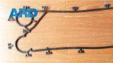 Produto comestível da gaxeta NBR EPDM Viton do cambista de calor da placa de Laval Clip3 Clip6 Clip8 do alfa