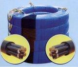 低い弛緩のポストの張力9.52鋼鉄繊維