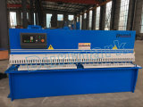 Maschinen-Hersteller-Edelstahl-scherende Maschine der Qualitäts-QC12y-6*2500 scherende