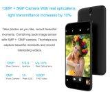 Il nero astuto mobile del telefono della ROM 2800mAh di RAM 16g del telefono 3G del Android 6.0 originali dello schermo di pollice HD del telefono 5.0 delle cellule di memoria di Thor Mt6753 Octa di Vernee