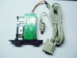 Lezer van de Magnetische Kaart van het Tussenvoegsel van het Toegangsbeheer RS232/USB de Hand