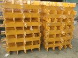 Comitati provvisori della rete fissa del Canada del poliestere del rivestimento a resina epossidica della polvere