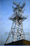 GSM Tubulaire Communicatie van de Mast Toren