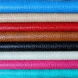 Form und elegantes Steinkorn PU-materielles Handtaschen-Leder