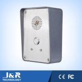 Téléphone Emergency du téléphone SIP d'intercom de téléphone d'ascenseur du téléphone Jr301-Sc-Ow