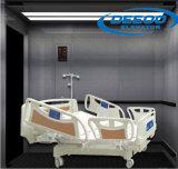 Bequem gegenüber von Tür-Krankenhaus-Bett-Höhenruder