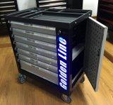 Высокое качество Tool Trolley 7 ящиков/Cabinet/Toolbox с ручными резцами 220PCS