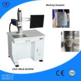 Máquina de gravura Desktop do laser 50W da fibra