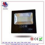 공장 판매 150W 2835 SMD LED 플러드 빛 가득 차있는 와트