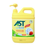 Saveur détergente de gingembre de vaisselle antibactérienne liquide