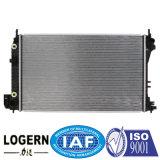 Radiatore automatico di alluminio di raffreddamento dell'automobile per Saab Vectra'03-05 a
