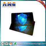 Изготовленный на заказ карточка блокатора печатание RFID для обеспеченности бумажника