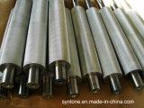 Eixo de forjamento profissional com usinagem com usinagem CNC