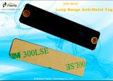 Hochtemperatur-gedruckte Schaltkarte Anti-Metallmarke UHFRFID