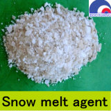 Tipo protetor ambiental agente de derretimento da neve do cloreto do magnésio