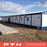 Casa modulare del contenitore del pacchetto piano di Pth per l'aula, dormitori, hotel
