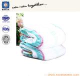 Tecidos macios e respiráveis confortáveis ultra finos do bebê